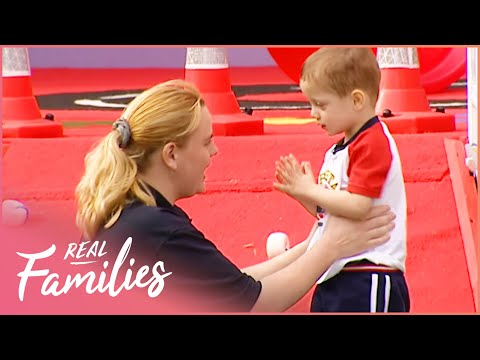 Parents Learn To Deal with Child's Huge Tantrums | The House of Tiny Tearaways S1 EP4