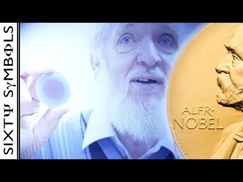 Blue LEDs and Nobel Prize - Sixty Symbols