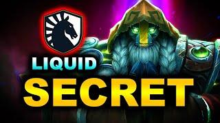 SECRET vs LIQUID - INCREDIBLE PLAYOFFS - EPIC LEAGUE DOTA 2