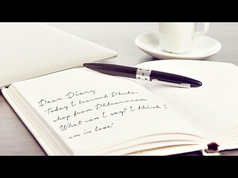 How to Create Handwritten Text in Photoshop