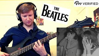 Eleanor Rigby (PRO Bass Tapping Cover)