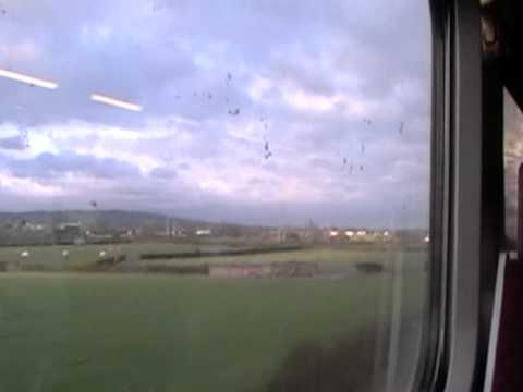Enterprise Train Portadown To Belfast Central Part 2