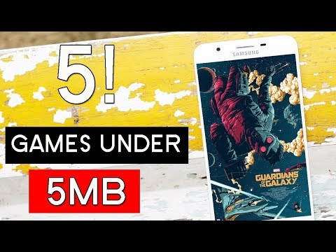 Top 5 Android Games Under 5MB | Best 5 Android Games | January 2018