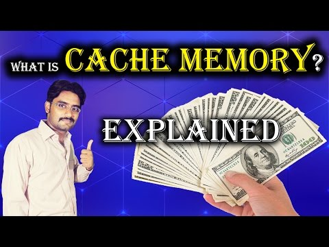 What is Cache Memory? Detail Explained in [Hindi/Urdu]