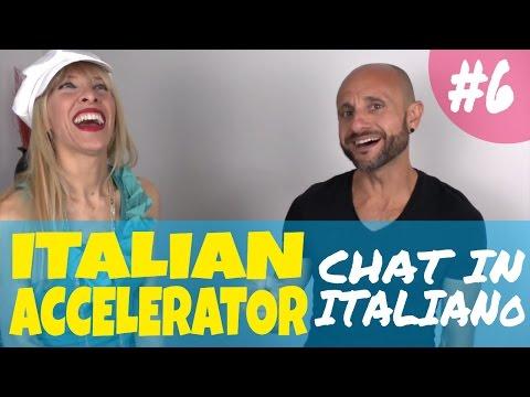 Italian Accelerator: (EPISODE 6) Learn and Improve Advanced Italian Through Real Conversation [IT]