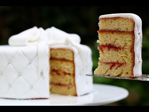 Cake design ép. 1 : recette du sponge cake, gâteau éponge