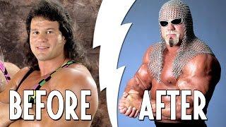 11 MOST SHOCKING Body Transformations in Wrestling!