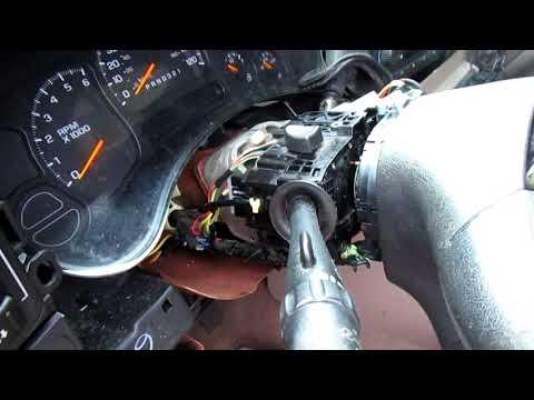GMC Sierra Chevy Silverado 03-07  Horn repair! short movie