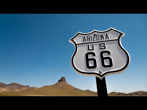Historic Route 66 with Titan Travel