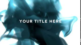 Ink Splatter Intro Video