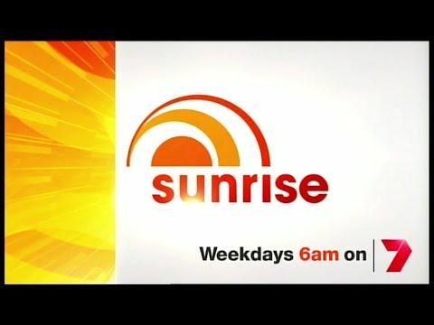 Channel 7 Promo: Sunrise (24 Jun 13)