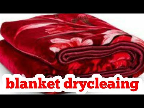 blanket dryclean  at home? seva  drycleaners pimpalner. Hindi