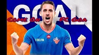 COME ON FC GOA by Bryan Ivor