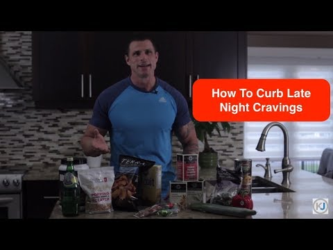 8 Foods You Must Eat to Curb Late Night Cravings