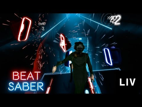 1st Official Beat Saber Powered by LIV