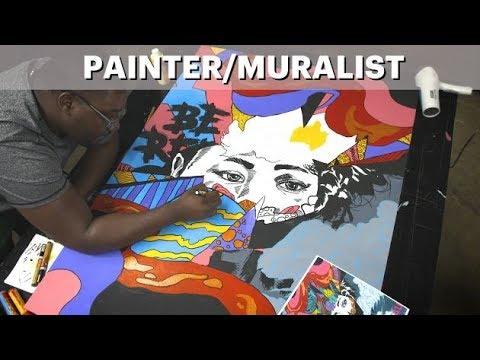 Making Murals - DIY Network