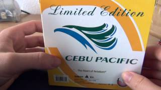 Unboxing: Cebu Pacific A320-200 with Sharklets by Phoenix