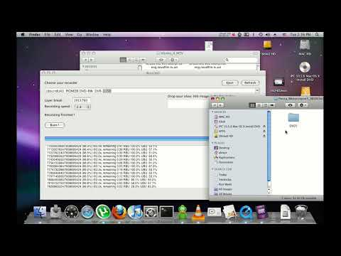 Burning xbox360 disk images in MAC OS X