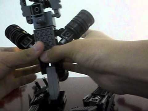 Lego Transformers DOTM- Shockwave