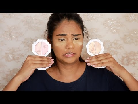 FENTY BEAUTY | FIRST IMPRESSIONS / REVIEW | ZAHRAH ALIYAH