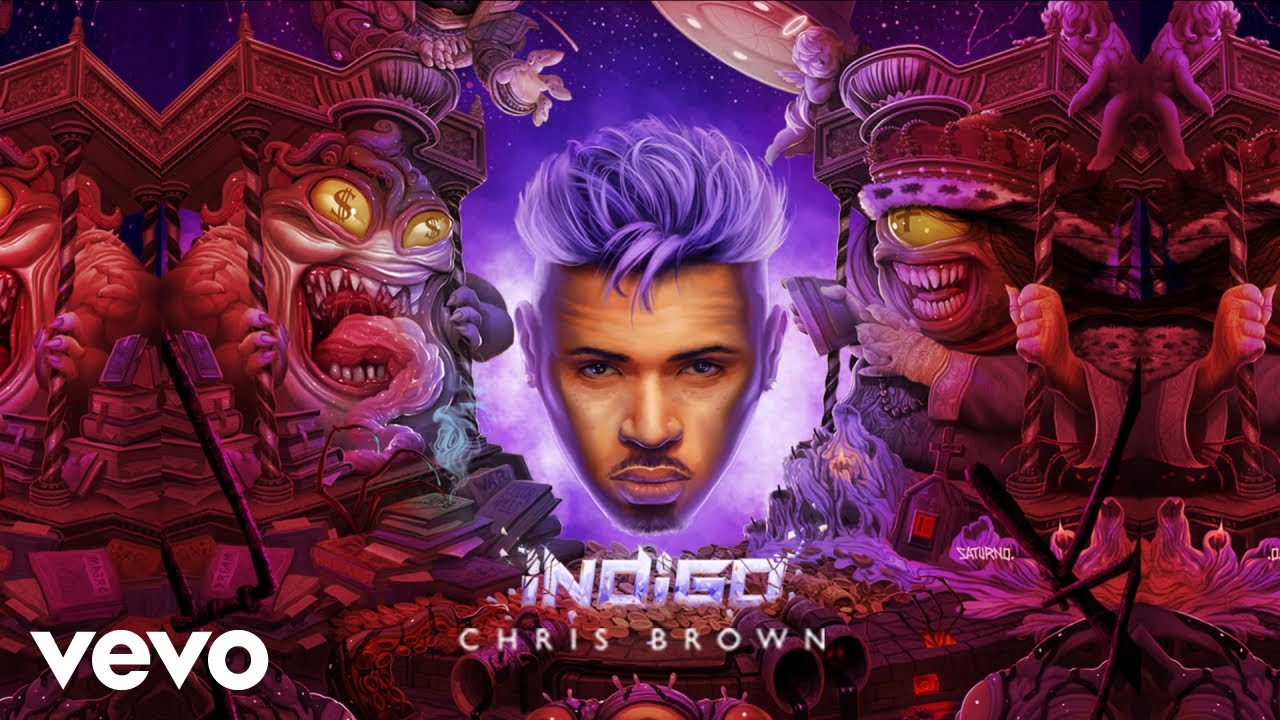 Chris Brown - Don't Check On Me (feat. Justin Bieber & Ink)