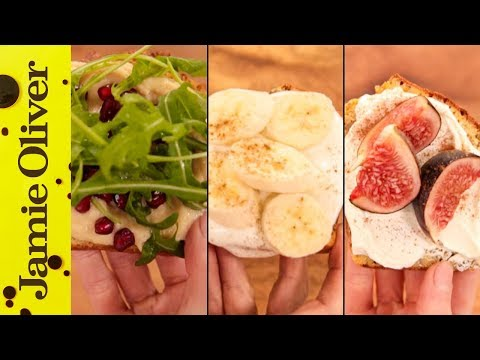 3 x Super-Food Energy Toppings