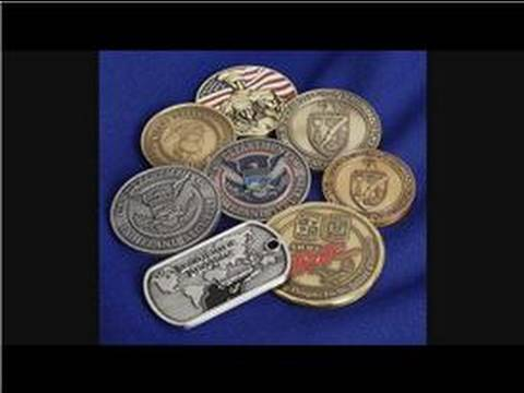 Coin Collecting : About Custom Military Coins
