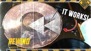Molding a Record & Launching LN2 Rockets | Rewind #7