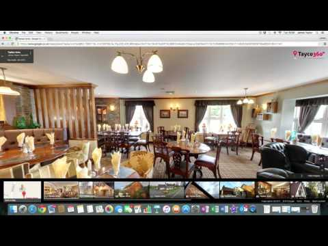 Google Street View for business walkthrough by Tayco360