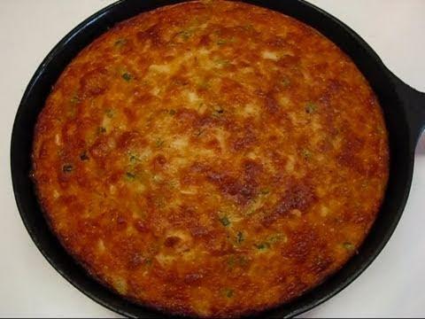 Betty's Cheddar-Jalapeno Skillet Cornbread