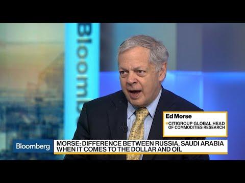Citigroup's Morse Sees 'Plenty of Oil to Go Around'