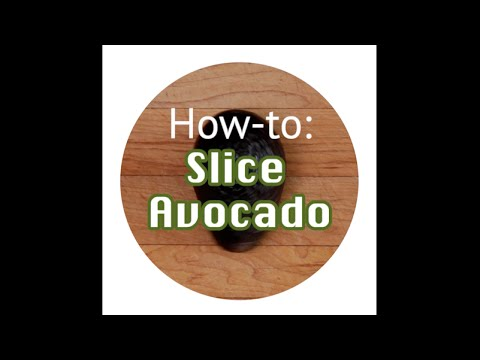 Quick tips: How to slice avocado | Canadian Living