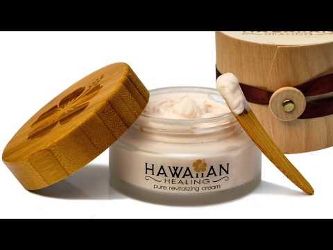 Hawaiian Healing Skin Care Organic Face Cream | Hawaiian Skin Care
