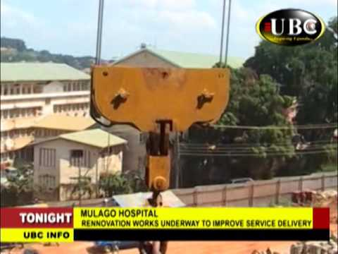 MULAGO HOSPITAL RENNOVATION WORKS UNDERWAY TO IMPROVE SERVICE DELIVERY