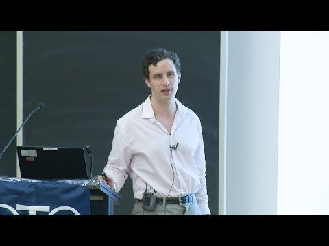 Glenn Weyl Book Lecture: Radical Markets Uprooting Capitalism and Democracy for a Just Society