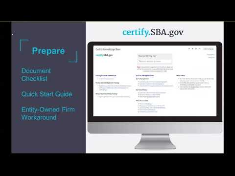 Submitting 8(a) Annual Reviews in certify.sba.gov