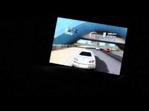 iPhone 4S vs iPhone 4 | Gaming/Graphics Performance Test | Real Racing 2