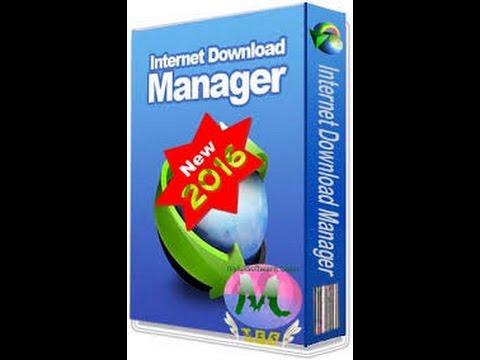 تحميل برنامج internet download manager for ( xp , 7,8,10) last version 2016