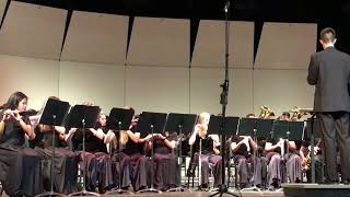 CyWoods Symphonic Winds - The Belle of Chicago