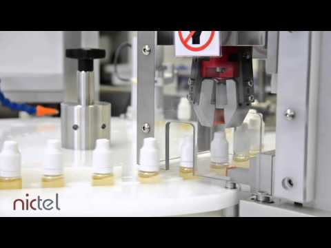 Nictel UK E-Liquid Manufacturer & Producer