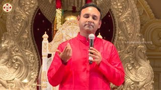 Divine Satsang Live from Muddenahalli : 06 September 2018