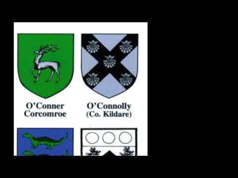 Connolly family roots; Co. Antrim Ireland genealogy; prolific Ward family; Irish news IF 90