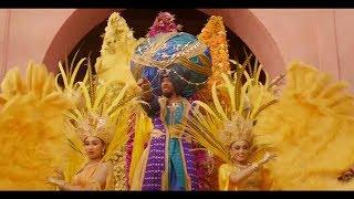 Aladdin (2019) Aladdin in to The City (Prince Ali - Will Smith ) Scene