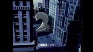 Download BBC TWO '2' stings 1997 Video