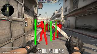 CS:GO Legit and Rage Cheating