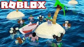 SURVIVE THE ZOMBIE ATTACK IN ROBLOX