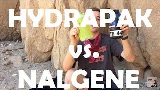 Hydrapak Vs Nalgene Water Bottle Reviews
