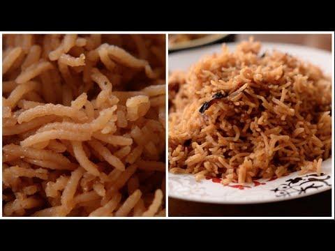 प्याज़ को जलाकर इस तरह से चावल बनाएँगे तो उंगलिया ही नही प्लेट भी चाट जाएँगे   Bhugge Chawal Recipe