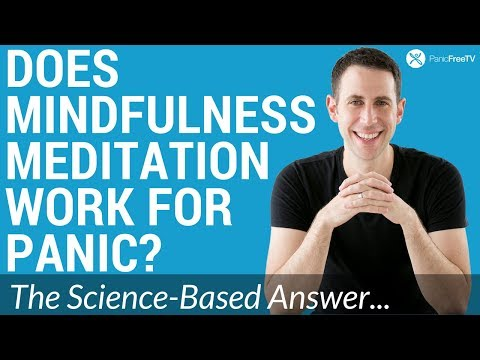 Meditation for panic attacks: does mindfulness work? (The Latest Research)