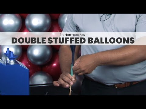 Quick Tip: Double Stuffed Balloons
